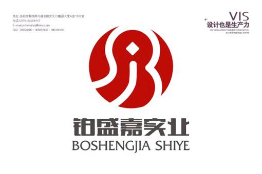 洛阳投资公司logo设计 洛阳金融行业logo设计 洛阳易辰专业标志设计