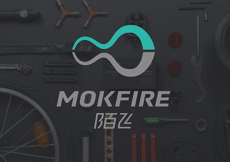 酷改Mokfire陌飞品牌LOGO设计